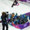 2014 Olympic Winter Games - Ladies' Snowboard Halfpipe Finals at Rosa Khutor Extreme Park, Russia
